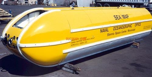 水下压力仪器舱