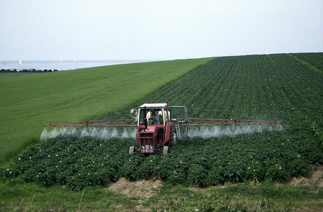 农药全自动喷洒系统