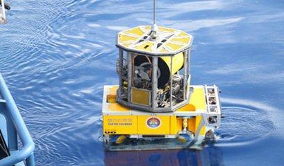 水下设备收放装置